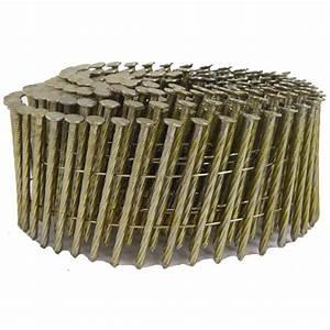 Clou De Charpente : clous charpente en rouleau 15 galvanis 3 1 4 bte ~ Edinachiropracticcenter.com Idées de Décoration