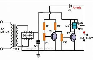 Electronic Circuit Projects  Self Regulating  Automatic