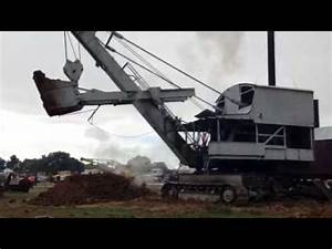 90 ton STEAM SHOVEL - YouTube