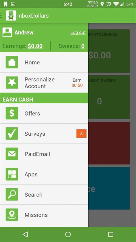 android money how to make money on android 15 apps that give rewards