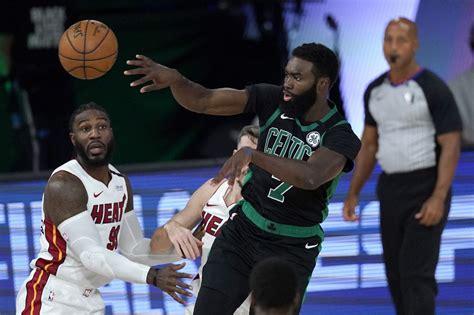 Boston Celtics vs Miami Heat in NBA playoffs Game 2: Score ...