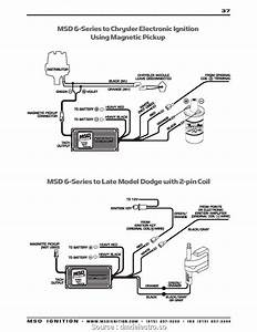 Msd 6al 2 Wiring Diagram 6530