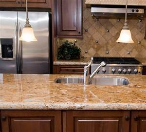 exploring the most popular kitchen countertop materials With 7 popular kitchen countertop materials