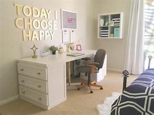 Créer Son Bureau Ikea : bureau ikea id es d co et diy bureau bidouilles ikea ~ Melissatoandfro.com Idées de Décoration