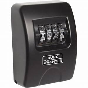 Schlüsseltresor Mit Code : burg w chter schl sseltresor key safe 10 4 zeiliges zahlenschloss max schl ssell nge 7 0 cm ~ Orissabook.com Haus und Dekorationen
