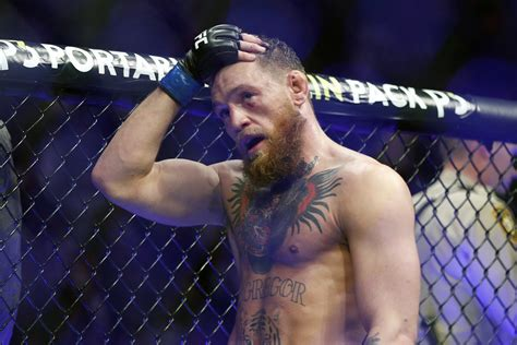 ufc news conor mcgregor confirmed  return