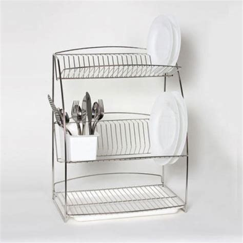 kitchen tray storage shelves rack 3390