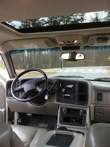 2005 Silverado Crew Cab Interior