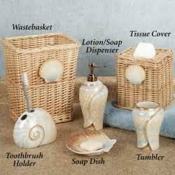 seashell bathroom ideas sarasota seashell bath accessories