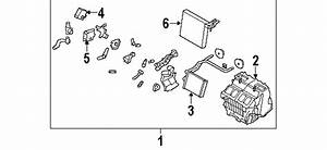 partscomr infiniti g37 evaporator heater components With g37 engine diagram