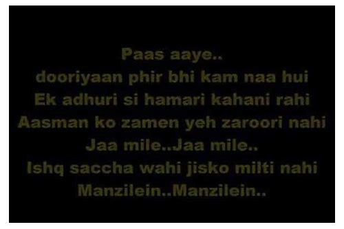 hamari adhuri kahani música baixar zaroori tha lyrics