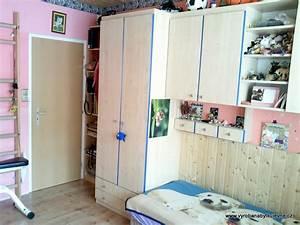 Dětský pokoj pro kluka a holku v paneláku