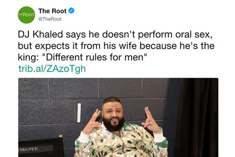 The Funniest Reactions To Dj Khaleds Oral Ment