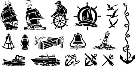 free clipart collection nautical clip clipartion