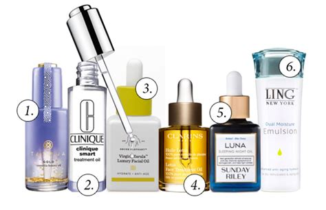 Best Face Oil For Every Skin Type And How To Use Them