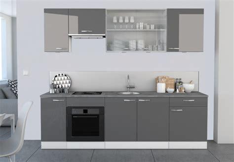 installer une hotte de cuisine haut 40 1 porte spicy gris brillant blanc mat