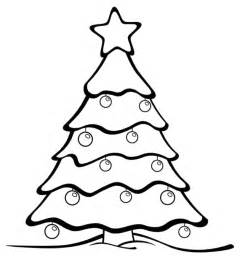 christmas tree color pages az coloring pages