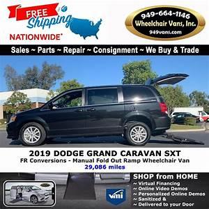 For Sale Used 2019 Dodge Grand Caravan