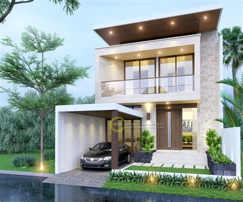 jasa arsitek desain rumah ibu ocha jakarta jasa arsitek