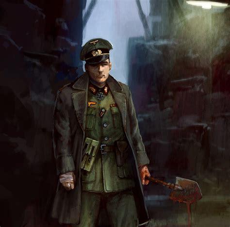 Hermann Wolff   Deutsche Soldaten Wiki   Fandom