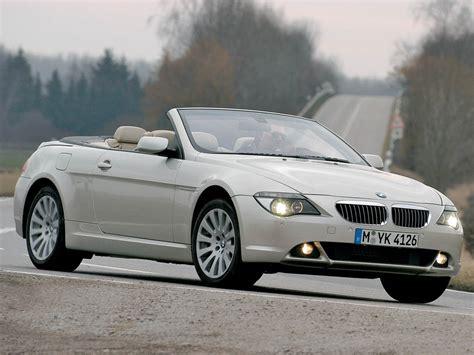 2004 Bmw Convertible by 2004 Bmw 645ci Convertible Supercars Net