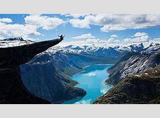Así es Trolltunga, el mirador mortal de Noruega