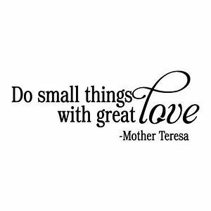 Small Things Gr... Small Mother Quotes