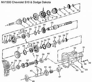 Dodge Nv1500 Diagram    Drawing