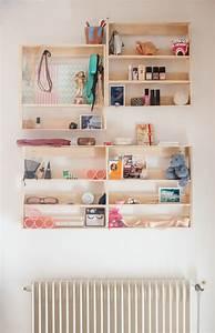 Fabriquer Une étagère Murale Originale : fabriquer une tag re murale originale sm81 jornalagora ~ Dode.kayakingforconservation.com Idées de Décoration