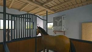 Horse Stable 3d Model Design | Horse Stable (Model Design ...