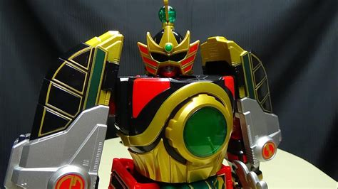 Mighty Morphin Power Rangers LEGACY THUNDER MEGAZORD: EmGo ...