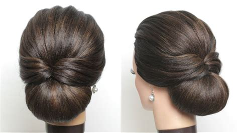 bun hairstyle  wedding  party trending