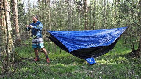 Hammock Bliss Sky Tent 2 by Hammock Bliss Sky Tent Volga River Russia
