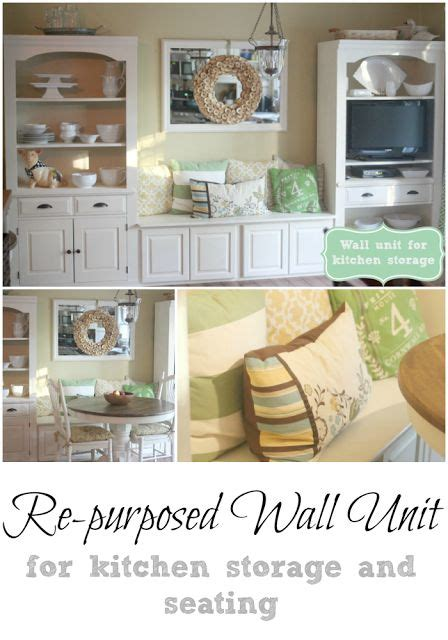 kitchen wall unit storage repurposed wall unit boys nooks and cabinets 6469