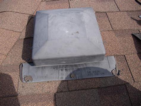 leaking roof vent attic vent leak repair mr roof repair flickr photo sharing
