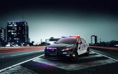 Police Background Desktop Cool Wallpapers 4k Iphone
