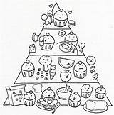 Pyramid Coloring Pages Coloringhome Library Clipart Popular Sponsored Links sketch template