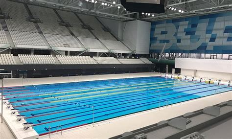 Danube Arena unveiled ahead of 2017 FINA World Champs ...