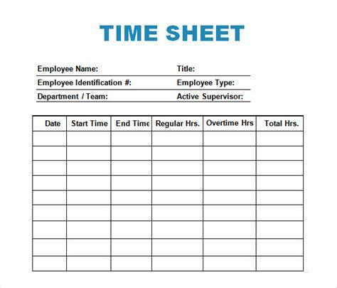 time log template 28 log templates sle templates
