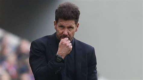 Simeone plays down Atletico Madrid's La Liga chances after ...
