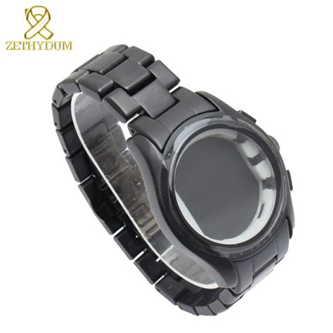 Frosted ceramics watch starp bracelet for AR1457 ...