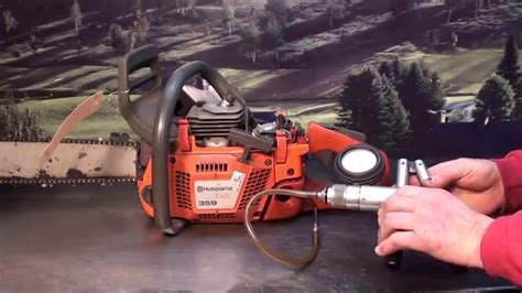 The Chainsaw guy shop talk Husqvarna chainsaw carburetor