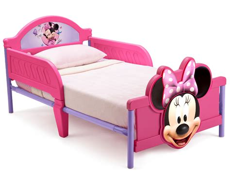 Minnie Mouse Canopy Toddler Bed by Toddler Beds For