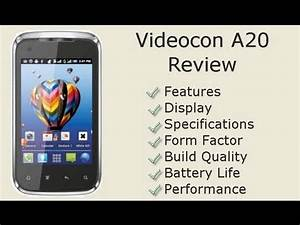 Videocon A20 Video clips