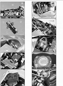 Fuel System Dfi - Kawasaki Z1000