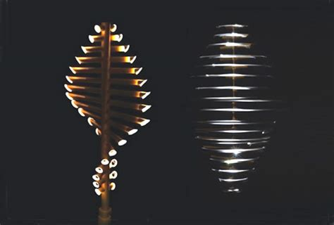 Flow Lights by Beautiful Bamboo Flow Lights Are Powered By The Wind