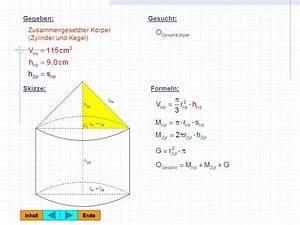Körper Berechnen Formeln : abschlusspr fung an realschulen ppt herunterladen ~ Themetempest.com Abrechnung