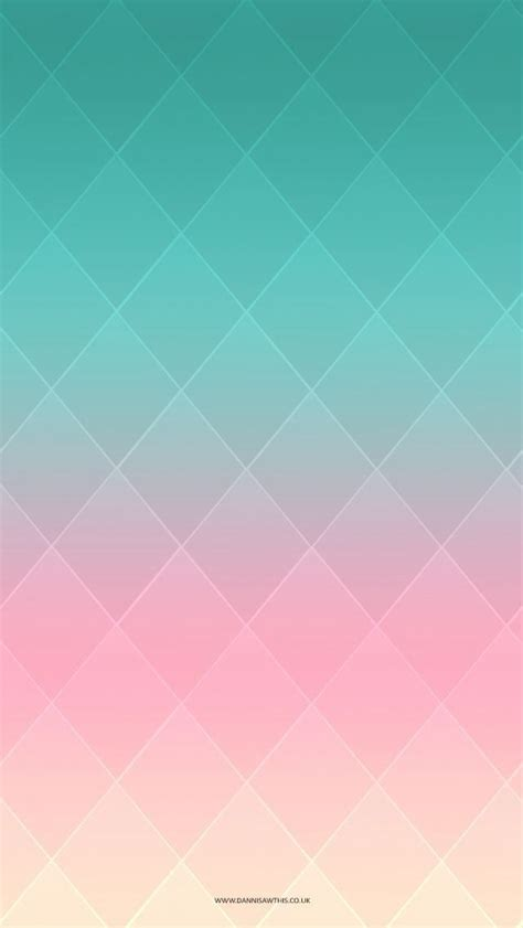 cute pink  blue background iphone wallpaper board cover