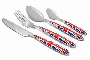 Couvert De Table Design : m nag re originale inox forg in dit 16 couverts design ~ Teatrodelosmanantiales.com Idées de Décoration