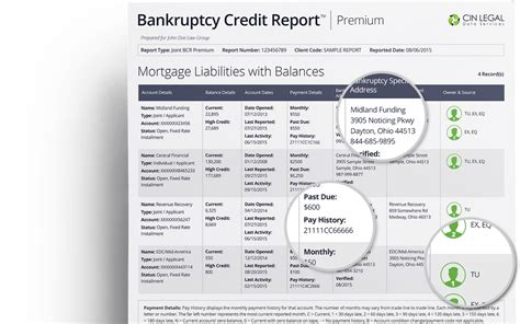 Import Credit Report Data Into Your Bankruptcy Software